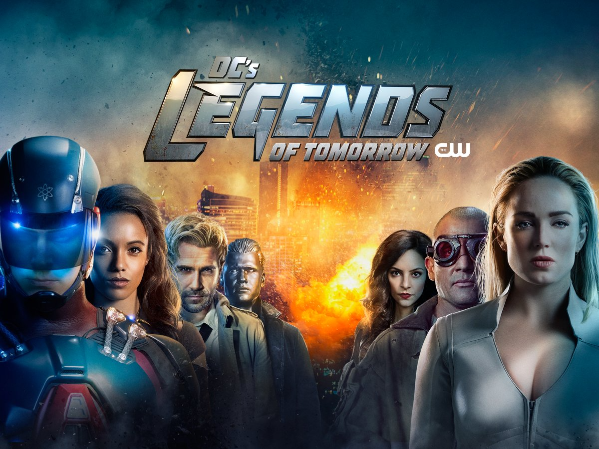 New Character is joining the cast of Legends of Tomorrow