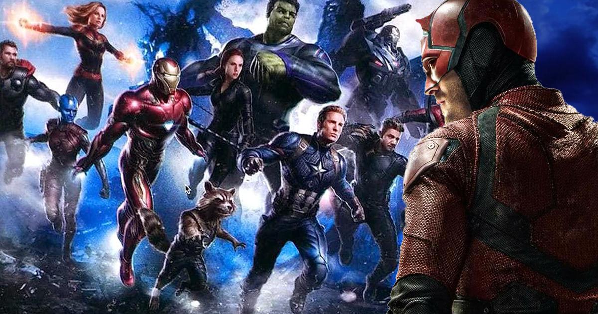 Daredevil Season 3 Avengers: Infinity War