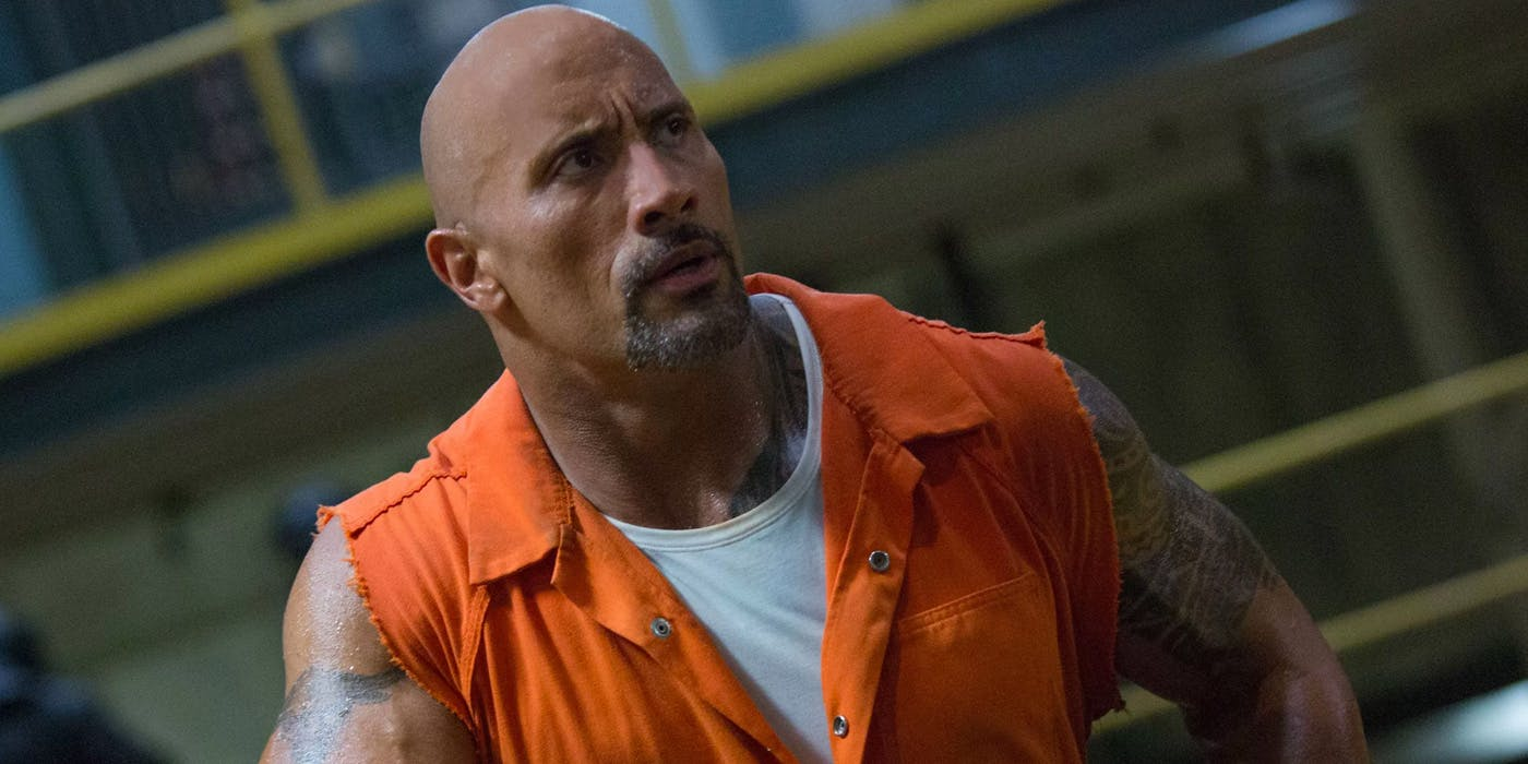 Fast & Furious Spin-off Hobbs and Shaw Hobb's Daughter