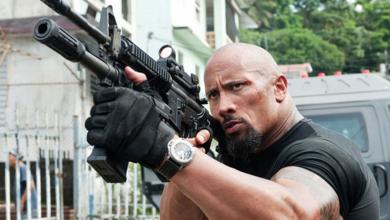 Fast & Furious The Rock
