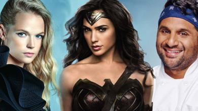 Photo of Wonder Woman 1984 Casts Gabrielle Wilde and Ravi Patel As: