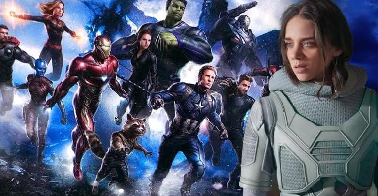 Avengers: Endgame Ghost