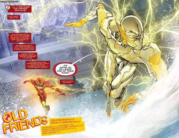 The Flash Season 5 Godspeed