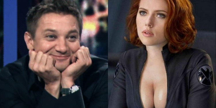 Hawkeye And Black Widow Memes