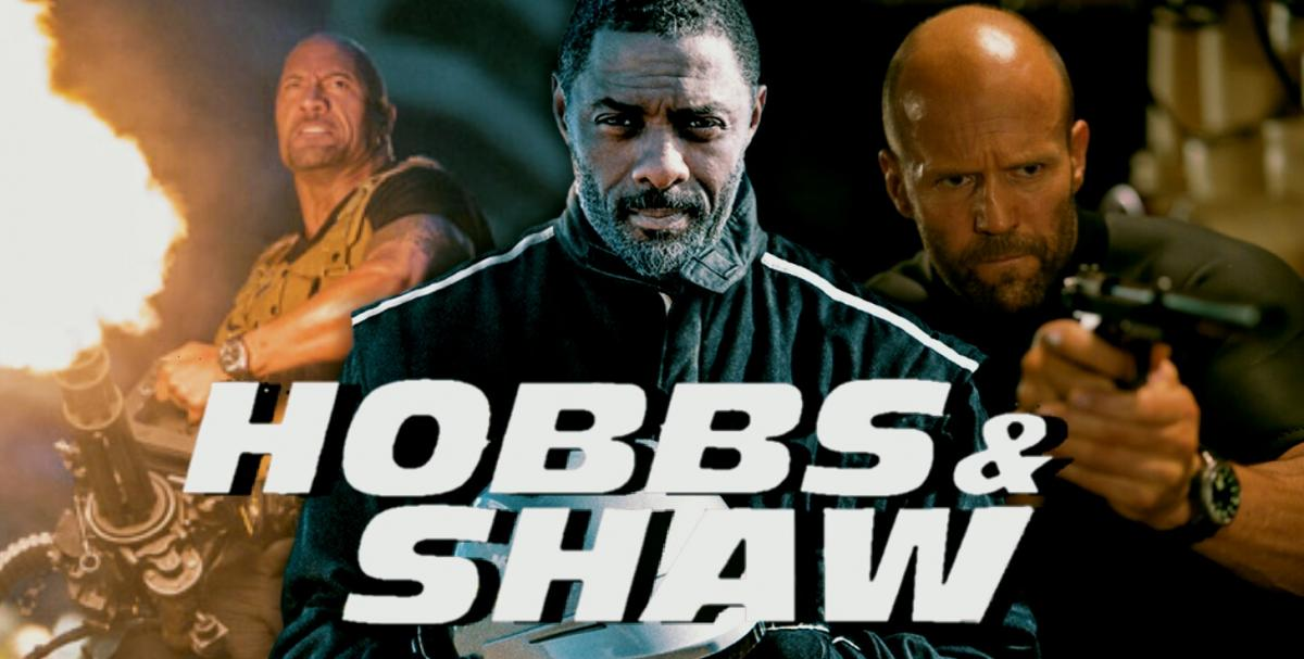 New Look From Fast & Furious Spin-off Hobbs And Shaw Will Blow Your Mind