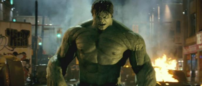 The Hulk Marvel Comics