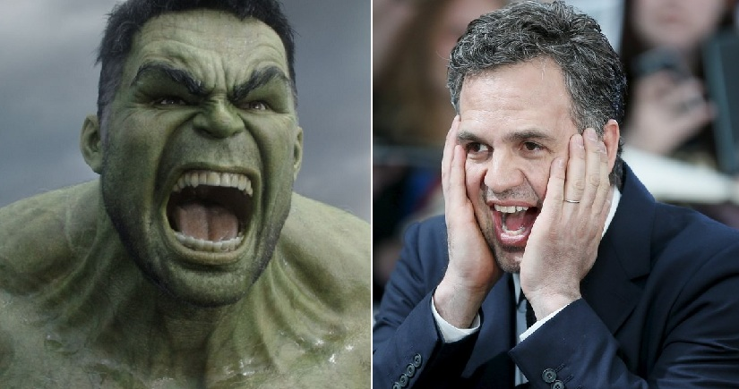 Avengers Tattoo Mark Ruffalo