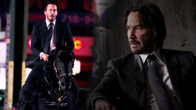 Photo of John Wick 3: Parabellum – Wick Rides a Horse in the New BTS Stunt