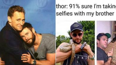 Loki And Thor Memes