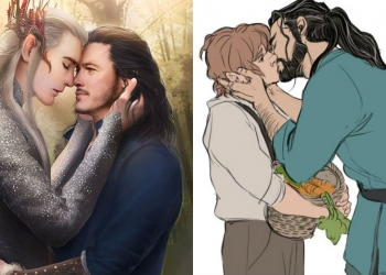 Lord Of The Rings Couples