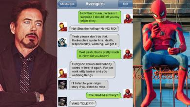 Photo of 32 Savagely Epic Marvel Superhero Text Memes That Will Have You Roll On The Floor