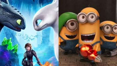Photo of 15 Upcoming Non-Disney Animated Movies