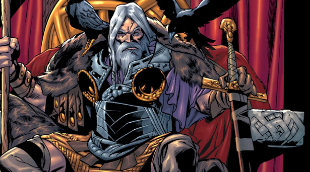 superpowers of odin strongest asgardian