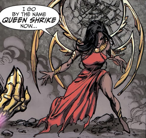 15 Queens In Comic Books That Reign Supreme