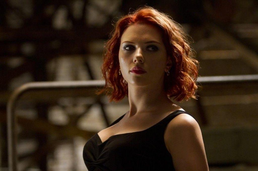 Scarlett Johansson Female Avenger Marvel