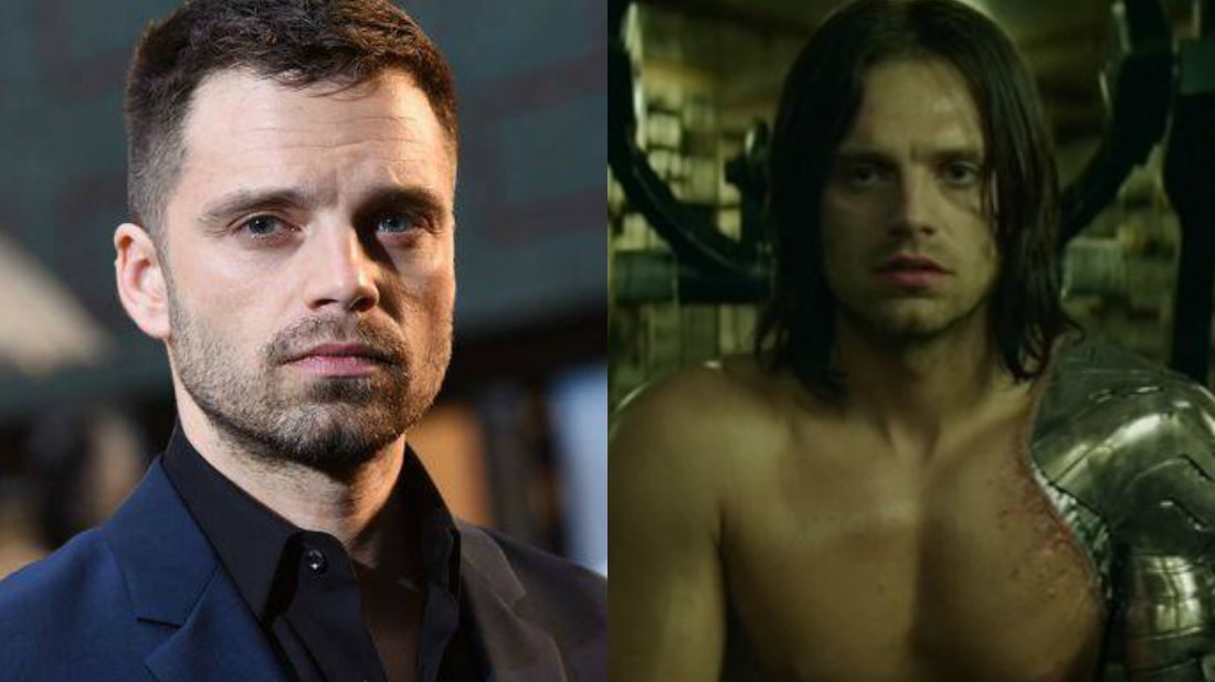 Sebastian Stan Aka The Winter Soldier