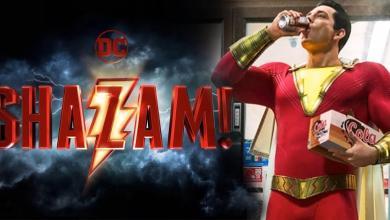 Shazam Action Figures