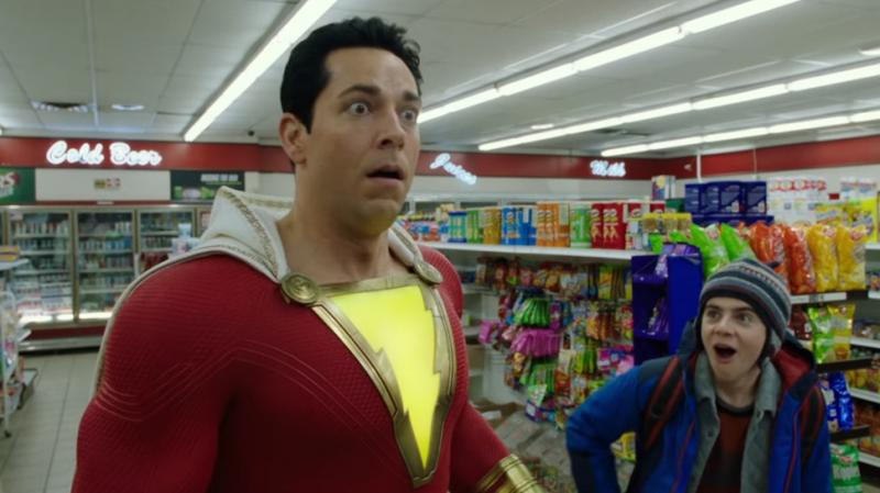 Aquaman vs Shazam