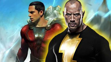 Photo of Black Adam is Going to Appear in Shazam According to Geoff Johns