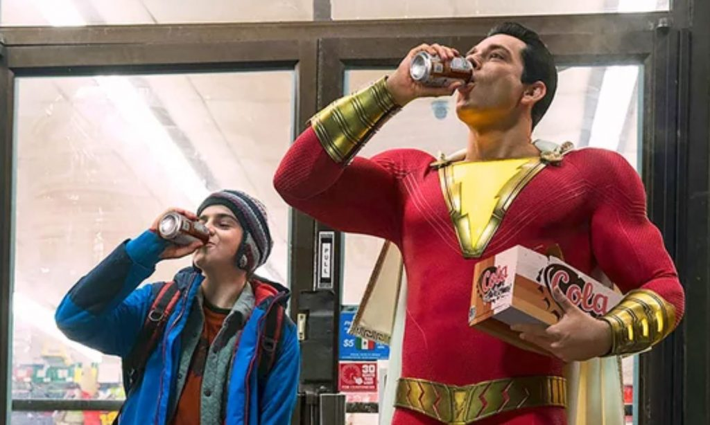 Captain Marvel DC Shazam
