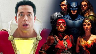 Photo of Shazam! Director Sandberg Shows The Close Up Pictures of 'Justice League' Easter Eggs