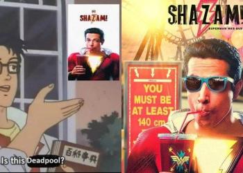 Shazam Memes