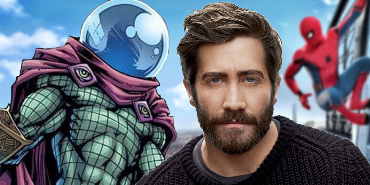 Spider-Man: Far From Home Theory Mysterio Jake Gyllenhaal