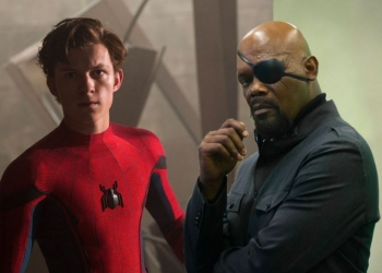 Spider-Man: Far From Home Nick Fury