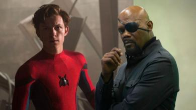 Photo of 'Far From Home' Set Photo Reveals Nick Fury And Spider-Man Go Boating