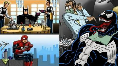 Photo of 33 Funniest Superhero Memes That Will Make You Laugh Hard