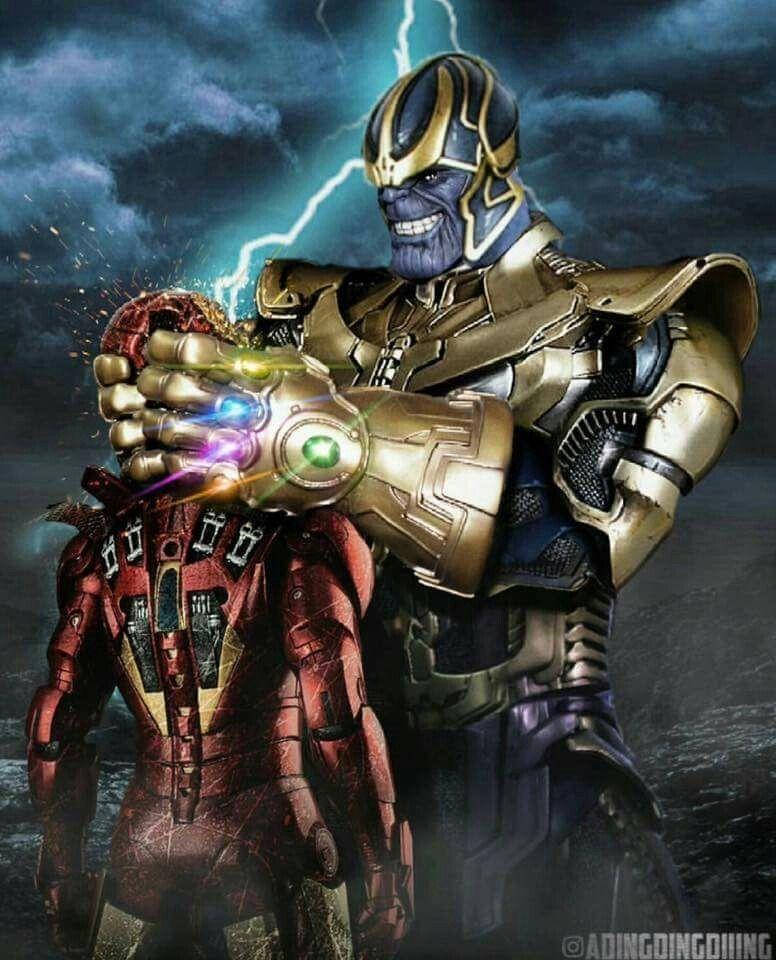 Ego VS Thanos