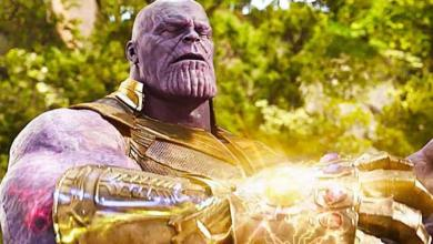 "Photo of Thanos Wins The ""Best Villain"" Award at MTV Movie and TV Awards"