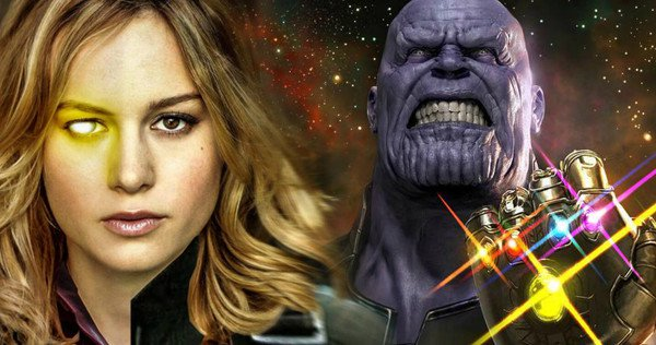 New Captain Marvel Merchandise Provides Stunning New Look of Brie Larson!