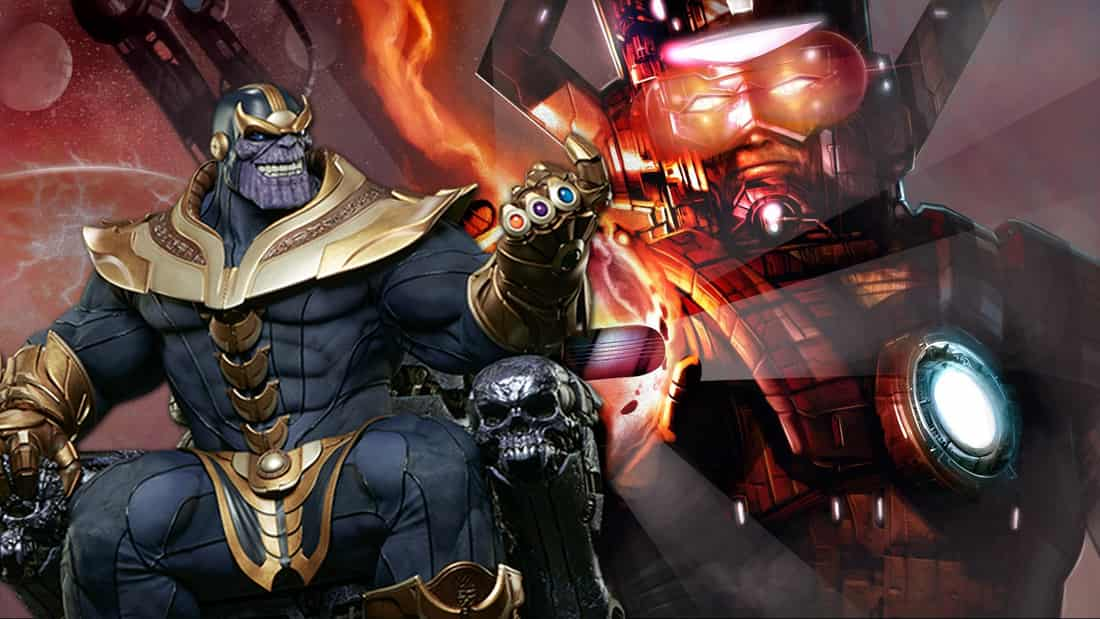 Galactus VS Thanos: Here's Why Mad Titan Will Fall in the End