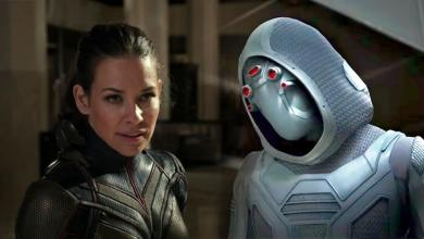 Photo of Wasp and Ghost Battle It Out In This Just Released Ant-Man And The Wasp Video Clip