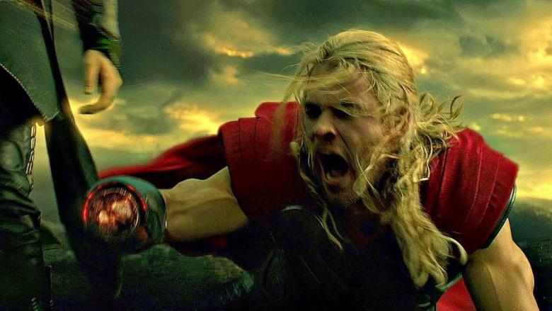 Avengers: Endgame Theory Thor Alfheim
