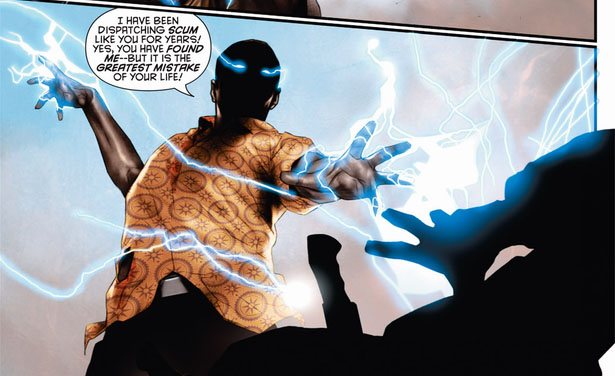 10 Black Superheroes with Incredible Electricity Manipulation Superpowers