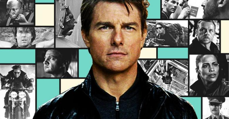 Mission Impossible Franchise Tom Cruise