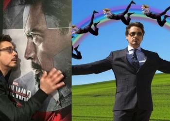 Tony Stark Memes