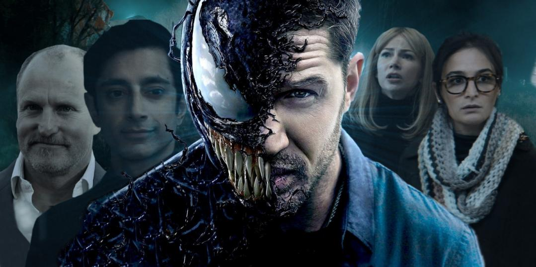 Venom Justice League