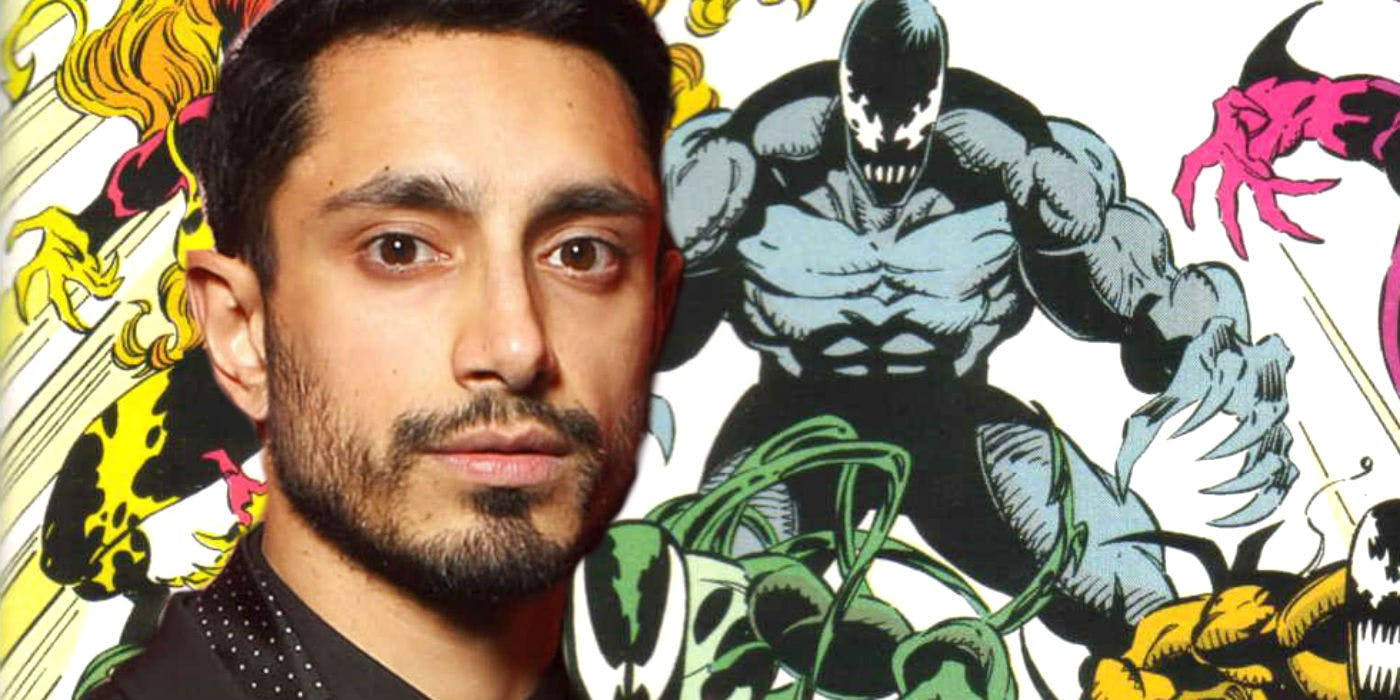 Riz Ahmed Venom movie