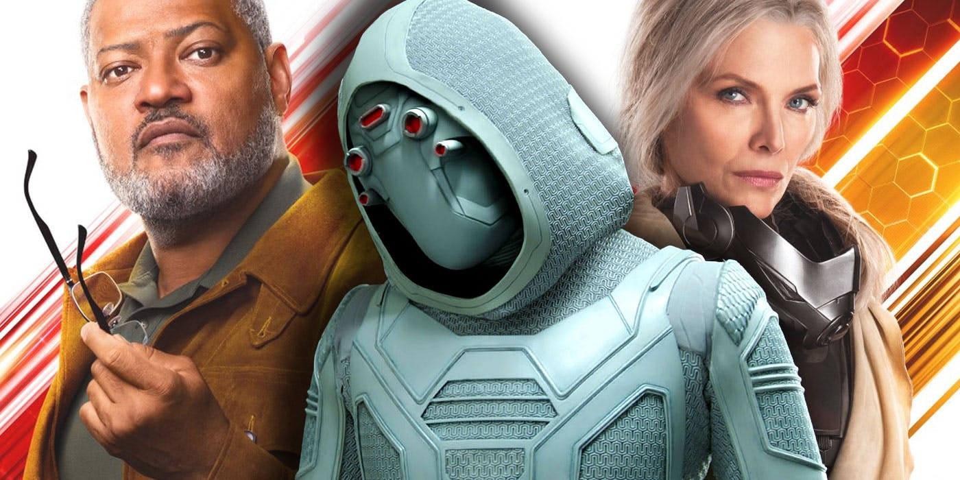 Ant-Man And The Wasp Ghost