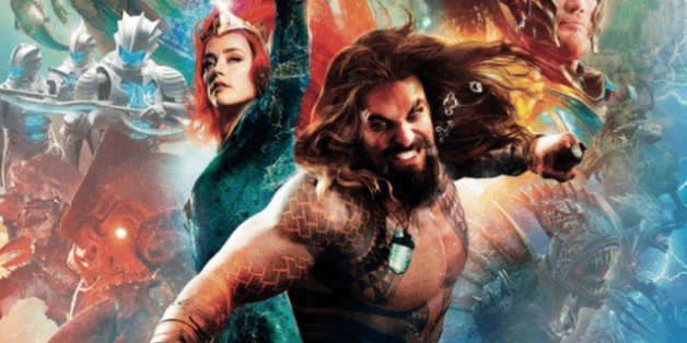 Aquaman Sequel Flash Wonder Woman