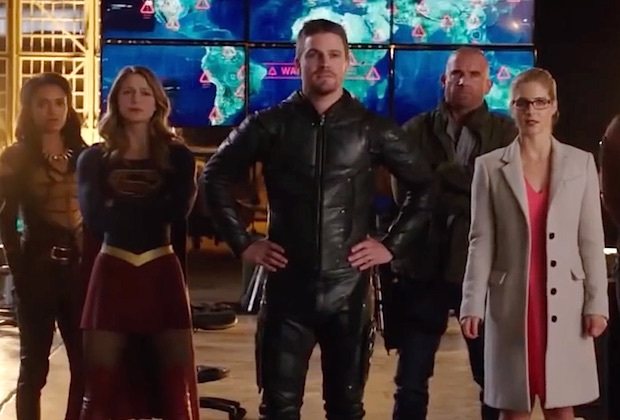 Elseworlds Trailer The Flash Arrow Supergirl