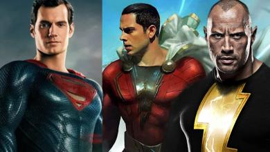 Photo of The Rock Reveals Black Adam Is Happening And It Will Have Other Superheroes
