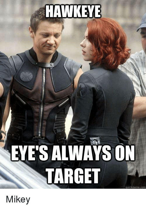 30 Hilarious Hawkeye And Black Widow Memes That Will Have