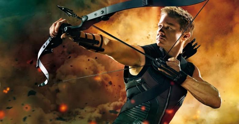 Solo Hawkeye Movie