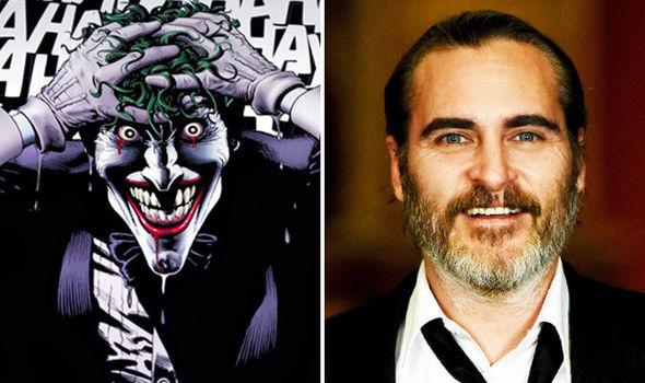 Joker Joaquin Phoenix Mission: Impossible - Fallout Thomas Wayne