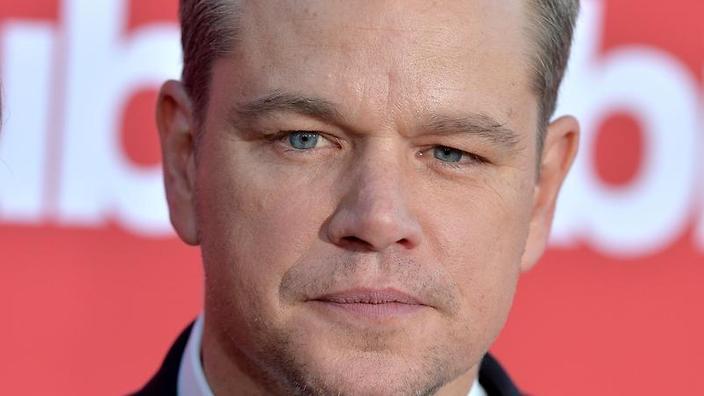 Facts About Matt Damon