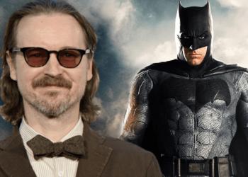 Matt Reevs The Batman Ben Affleck